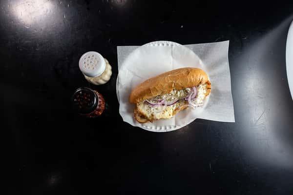 Greek chicken sandwich1SM