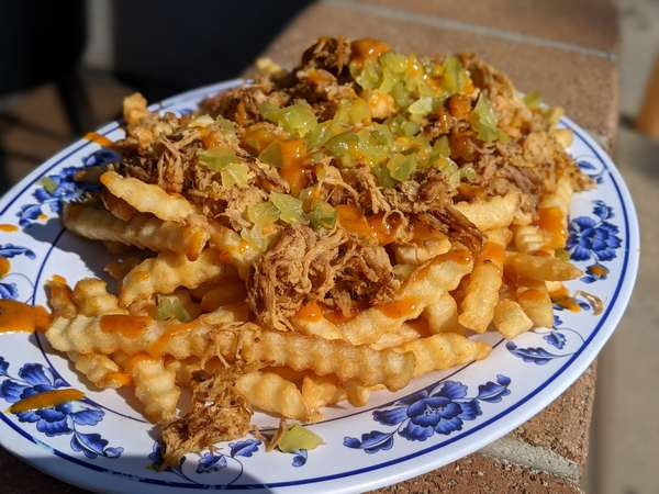 Golden Fries