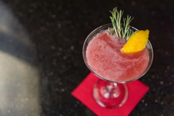 Desert Rose Martini