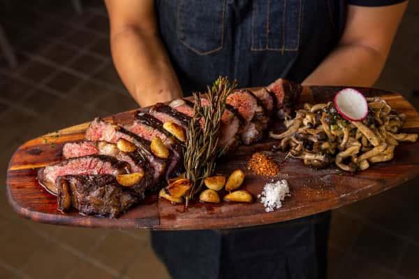 Prime Rib-Eye Steak (30 Oz.)