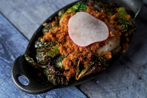 Bacon Brussel Sprouts