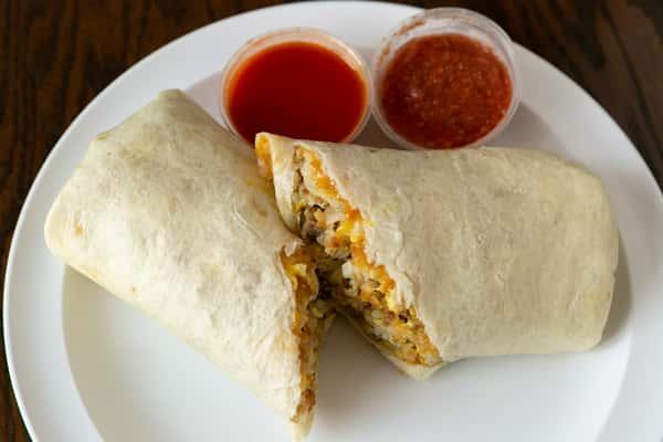 Grande Breakfast Burrito