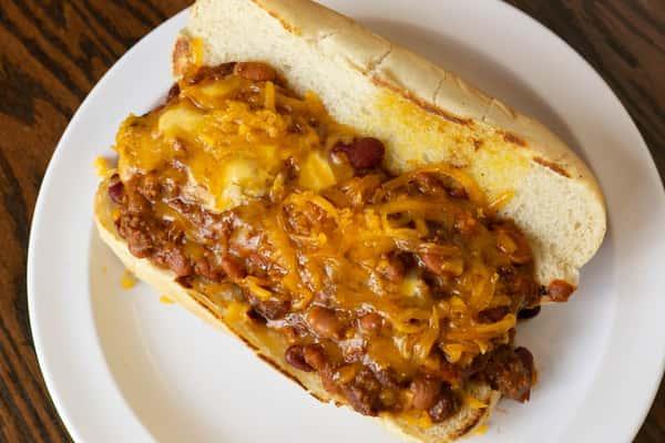 Chili Cheese Dog