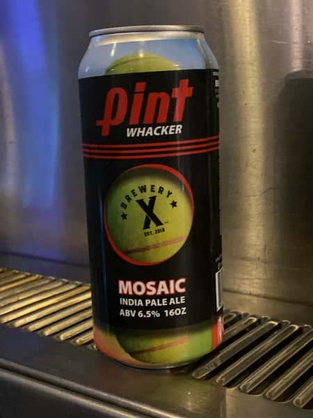 Pint Whacker IPA -Brewery X - 6.5%