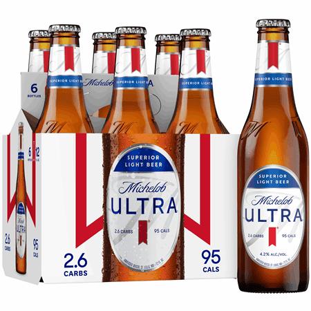 Michelob Ultra Draft