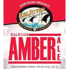 Eel Amber Ale 5%- Eel River Brewing