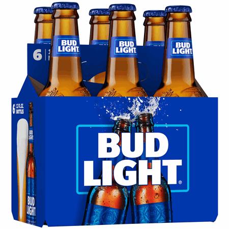 Bud Light 12oz bottle