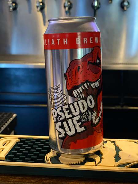 Pseudo Sue Pale Ale - Toppling Goliath Brewing - 5.8% Draft