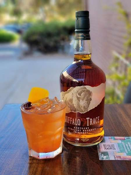 Ship's Old Fashioned
