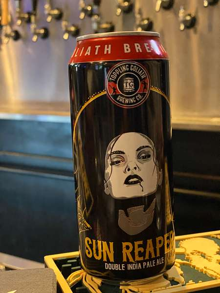 Sun Reaper DIPA - Toppling Goliath Brewing - 7.8%