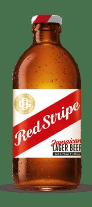 Red Stripe 11.2oz bottle