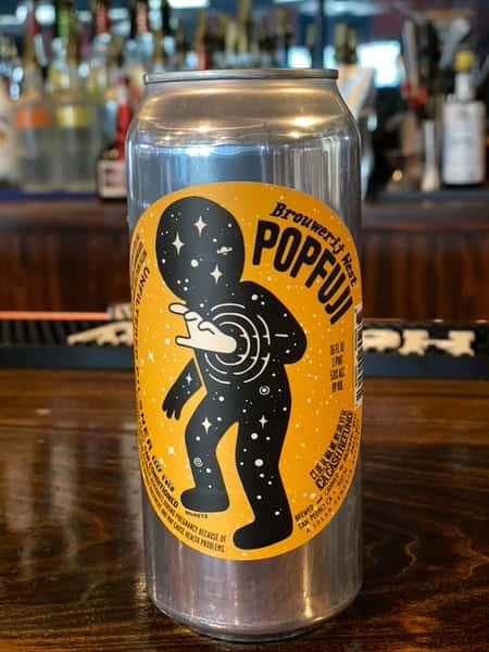 Pop fuji Pilsner- Brouwerij West- 5% Draft