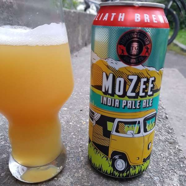 Mozee IPA - Toppling Goliath Brewing- 7% Can