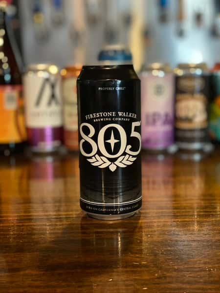 805 blonde ale-Firestone-Walker 4.7% Draft