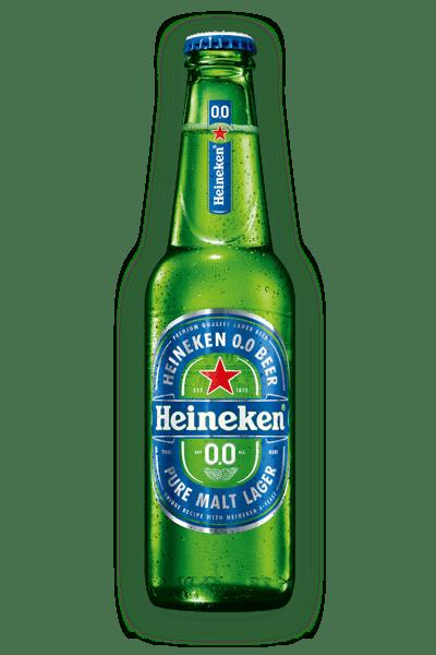 Heineken Zero Non Alcoholic 12oz can