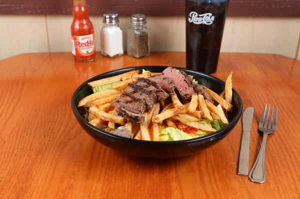 Steak salad (2)