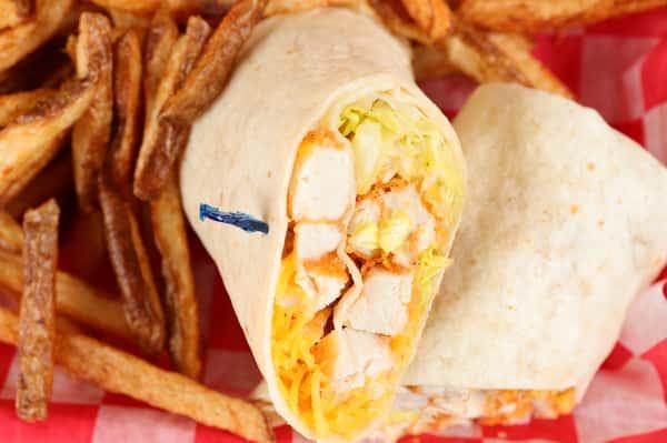 Chicken wrap (1)