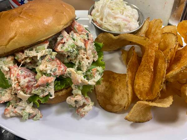 Lobster Roll (Thursday and Friday Only)