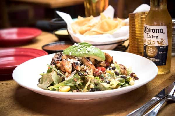 Cabo Spicy Club Chicken Salad