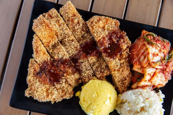 K-Town Pork Katsu