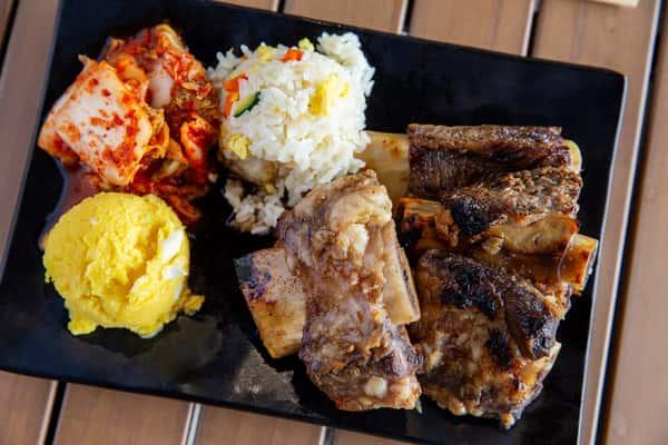 K-Town BBQ Beef Ribs