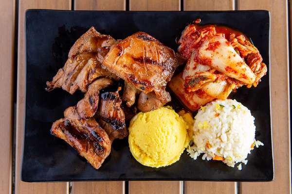Bulgogi Chicken