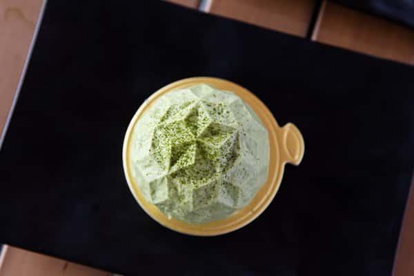 Matcha Green Tea Mousse Cake