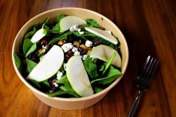 house of greens salad