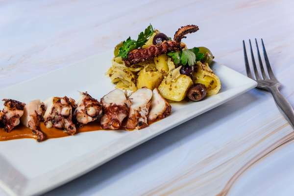 Grilled Spanish Octopus