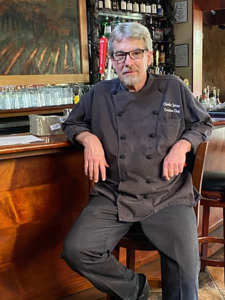 Chef Charles Zeran