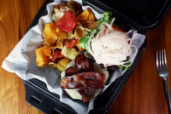 Terra House Specialty Burger*
