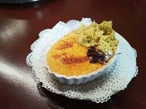Rosemary Scented Créme Brulee