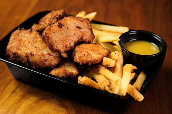 Chicken Strips (Grilled or Fried)