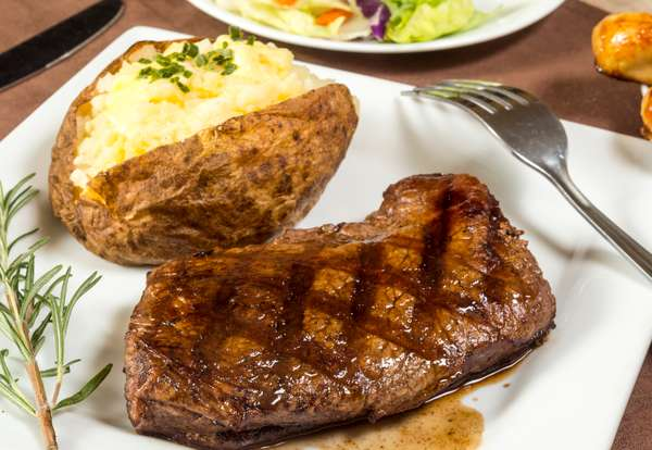Flat-Iron Steak (after 5pm dine-in only)