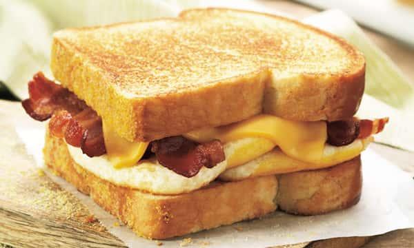 Big Egg Sandwich