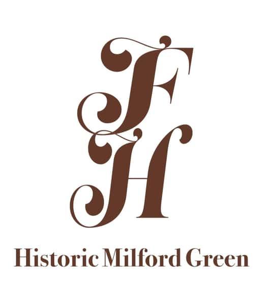 Historic Milford green logo