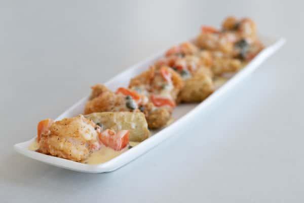 Shrimp Campari