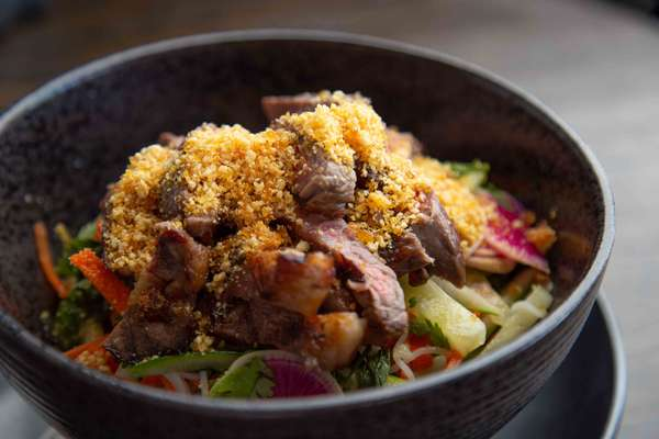 Grilled Thai Beef Salad