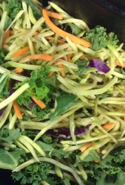 Stacked Slaw