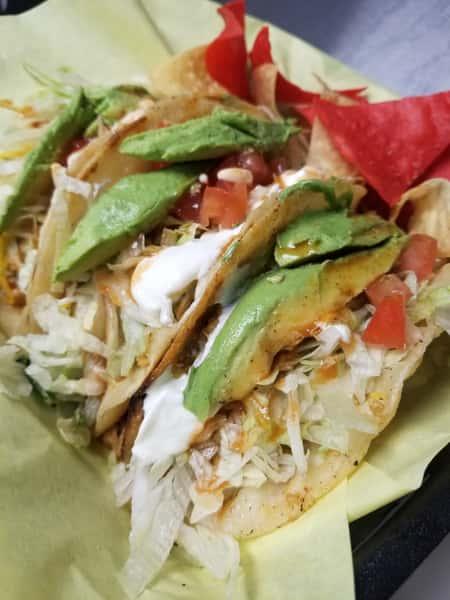 Beef Taco Supreme
