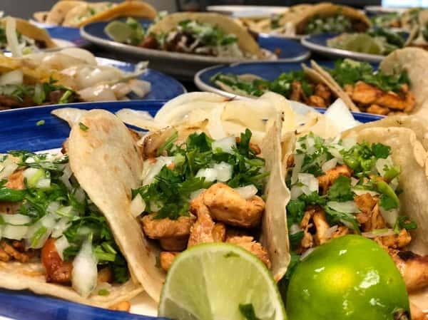 Tacos Oaxaca