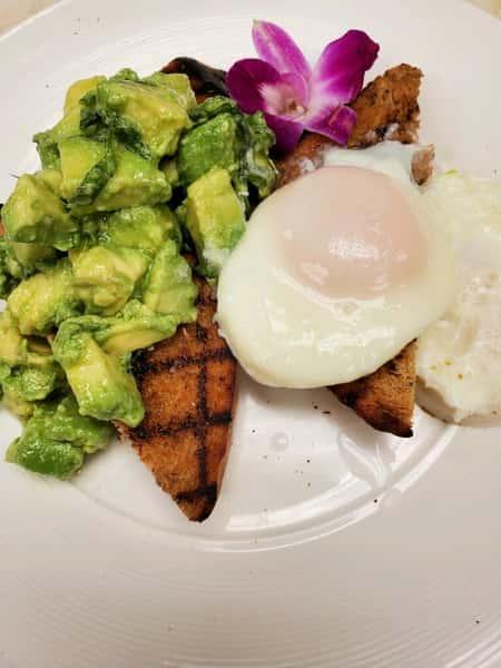 Poached Egg & Avocado