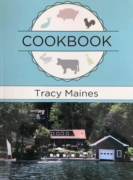 My Cottage Kitchen Cookbook