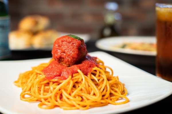 Create Your Own Pasta Dish