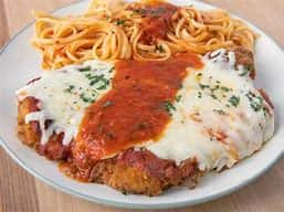 Family Chicken Parmigiana