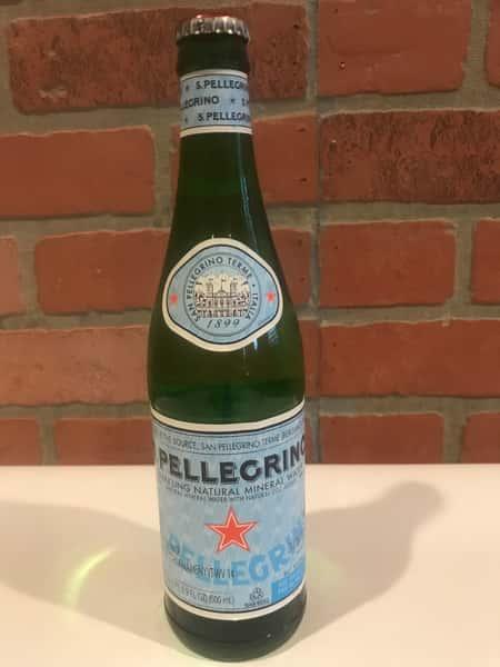 Pellegrino Sparking Water