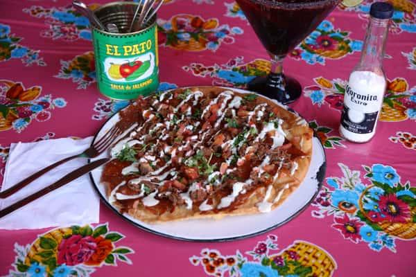 Mexican Pizzadilla
