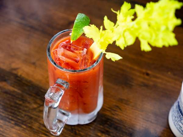 Bloody Mary or Cape Codder