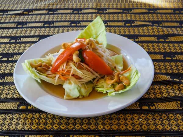 20. Papaya Salad (Som Tum)