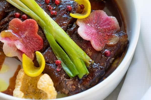 Tandoor Smoked Pork belly